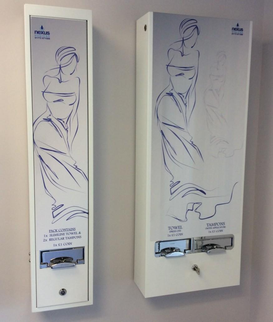 Hygiene vending Service