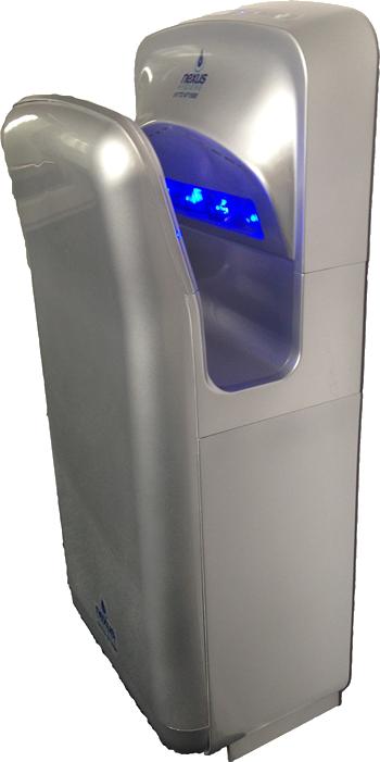 Warm Air Hand Dryer
